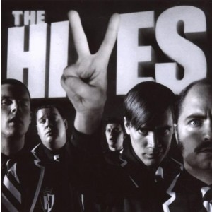 HIVES-BLACK AND WHITE ALBUM