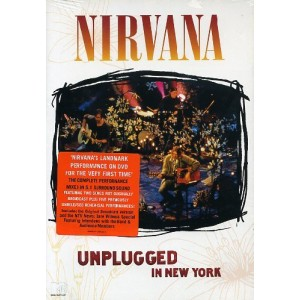 NIRVANA-UNPLUGGED IN NEW YORK DVD