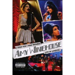 AMY WINEHOUSE-I TOLD YOU I WAS TROUBLE DVD