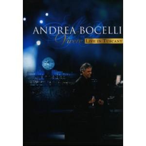 ANDREA BOCELLI-VIVERE,LIVE IN TUSCANY DVD