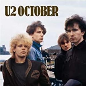 U2-OCTOBER (REMASTERED)