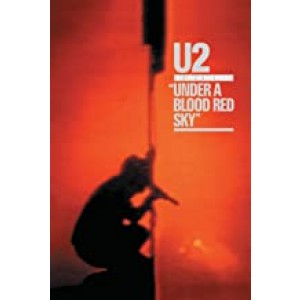U2-UNDER A BLOOD RED SKY LIVE AT RED ROCKS