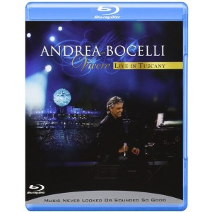 ANDREA BOCELLI-VIVERE LIVE IN TUSCANY