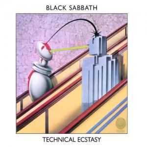 BLACK SABBATH-TECHNICAL ECSTASY