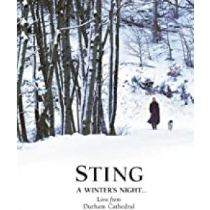 STING-A WINTER´S NIGHT - LIVE FROM DURHAM CATH