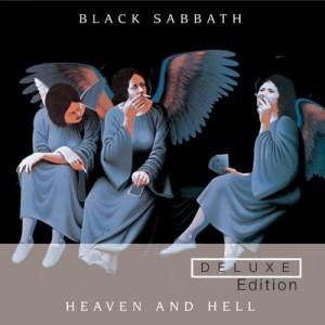 BLACK SABBATH-HEAVEN AND HELL DLX
