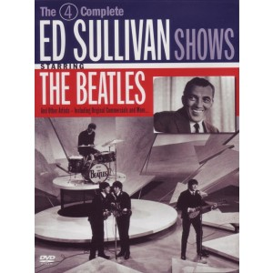 BEATLES-BEATLES AT THE ED SULLIVAN SHOWS