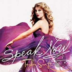 TAYLOR SHIFT-SPEAK NOW
