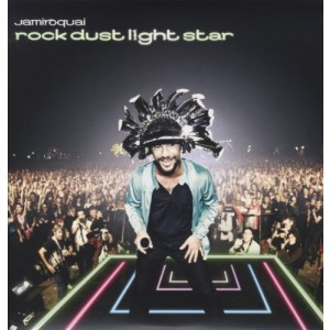 JAMIROQUAI-ROCK DUST LIGHT STAR LP