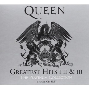 QUEEN-THE PLATINUM COLLECTION