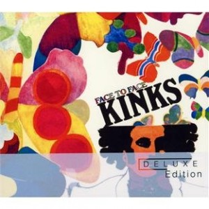 KINKS-FACE TO FACE DLX