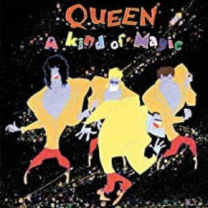 QUEEN-A KIND OF MAGIC