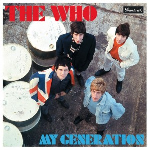 WHO-MY GENERATION