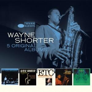 WAYNE SHORTER-5 ORIGINAL ALBUMS