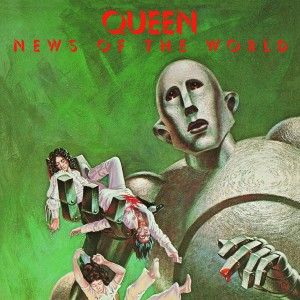 QUEEN-NEWS OF THE WORLD