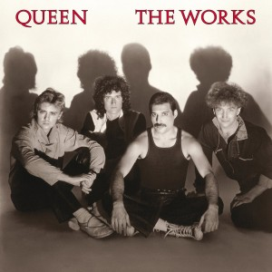 QUEEN-THE WORKS