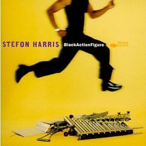 STEFON HARRIS-BLACK ACTION FIGURE