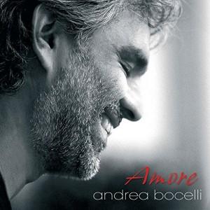 ANDREA BOCELLI-AMORE