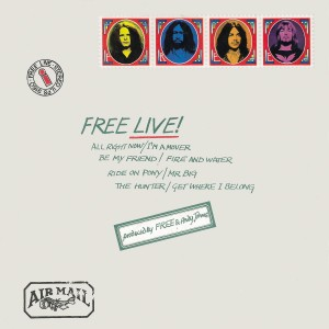 FREE-FREE LIVE! (REMASTERED)