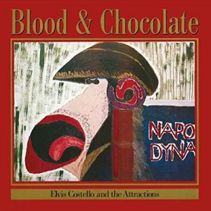 ELVIS COSTELLO-BLOOD AND CHOCOLATE