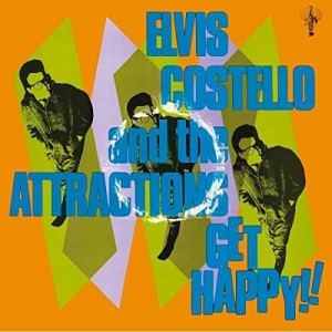 ELVIS COSTELLO-GET HAPPY!!