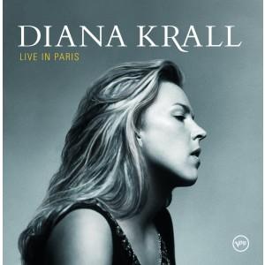 DIANA KRALL-LIVE IN PARIS