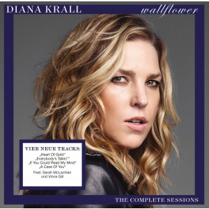 DIANA KRALL-WALLFLOWER (THE COMPLETE SESSION)