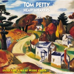 TOM PETTY-INTO THE GREAT WIDE OPEN