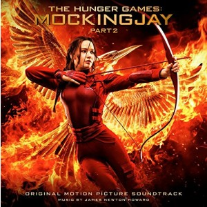 VARIOUS ARTISTS-THE HUNGER GAMES: MOCKINGJAY, PART 2