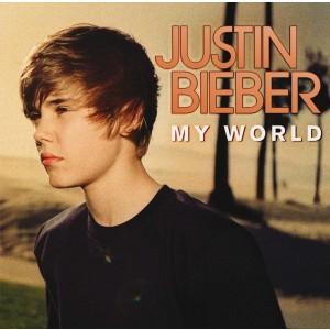 JUSTIN BIEBER-MY WORLD