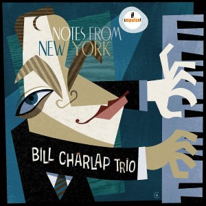 BILL CHARLAP TRIO-NOTES FROM NEW-YORK