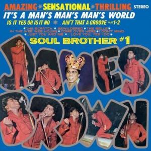 JAMES BROWN-IT'S A MAN'S MAN'S MAN'S WORLD