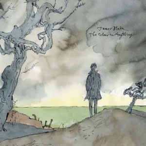 JAMES BLAKE-COLOUR IN ANYTHING