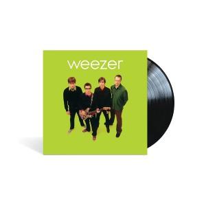 WEEZER-GREEN ALBUM