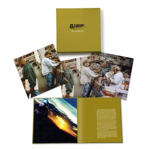 DJ SHADOW-ENDTRODUCING (20TH ANNIVERSARY SDLX)