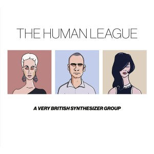 HUMAN LEAGUE-ANTHOLOGY: A VERY BRITISH SYNTHESIZER GROUP