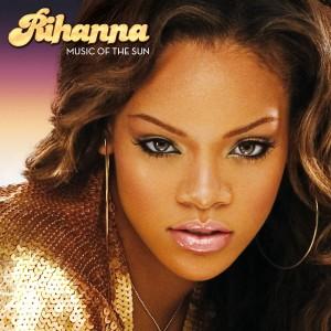 RIHANNA-MUSIC OF THE SUN