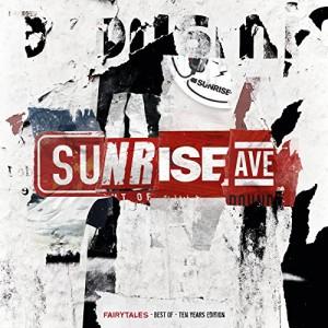 SUNRISE AVENUE-FAIRYTALES - BEST OF 10 YEARS EDITION