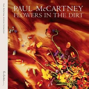 PAUL MCCARTNEY-FLOWERS IN THE DIRT