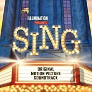 VARIOUS ARTISTS-SING (ORIGINAL MOTION PICTURE SOUNDTRACK)