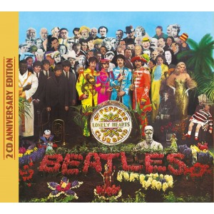 BEATLES-SGT. PEPPER´S LONELY HEARTS CLUB BAND DLX