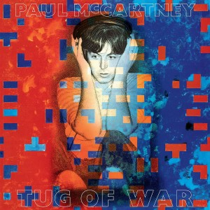 PAUL MCCARTNEY-TUG OF WAR