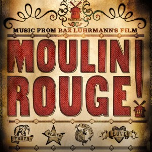 VARIOUS ARTISTS-MOULIN ROUGE: MUSIC FROM BAZ LUHRMAN´S FILM
