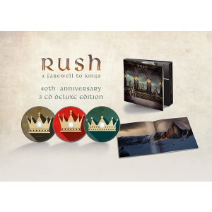 RUSH-A FAREWELL TO KINGS 40TH ANNIVERSARY