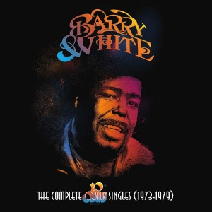BARRY WHITE-THE COMPLETE 20TH CENTURY RECORDS SINGLES (1973-1979)