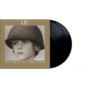 U2-THE BEST OF 1980-1990