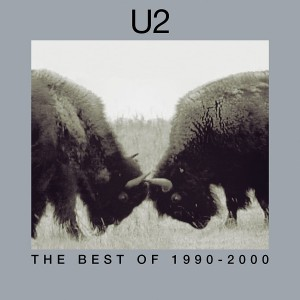 U2-THE BEST OF 1990-2000