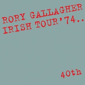 RORY GALLAGHER-IRISH TOUR ´74