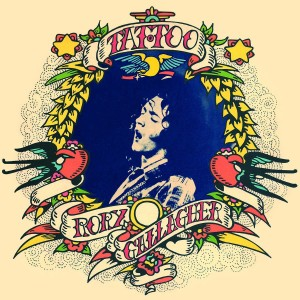 RORY GALLAGHER-TATTOO