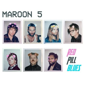 MAROON 5-RED PILL BLUES